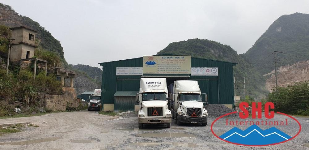 Nhà máy sản xuất Sơn Hà